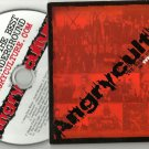 Various - Angryculture CD 2005 Send More Paramedics - Interlock -Happy Face -RSJ