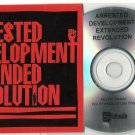Arrested Development - Extended Revolution  -OFFICIAL RARE PROMO- CD 2002