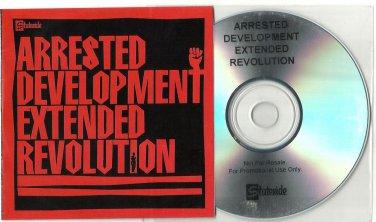 Arrested Development - Extended Revolution  -OFFICIAL RARE PROMO- CD 2002