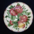 Sakura Sonoma Apples Salad Plate