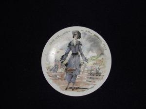 Limoges Edith la Femme pratique Costume Tailleur 1915