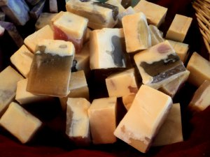Over One Pound of Handmade Soap $22.50