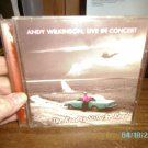 ANDY WILDINSON, LIVE IN CONCERT---THE ROAD IS STILL THE ROAD