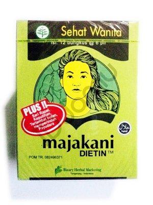 Jamu Majakani Dietin Oak Gall For Tightening Vaginal Muscles Increase Intimacy
