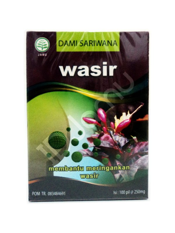 Natural Jamu/Herbs Wasir Helps To Treat Hemorrhoid