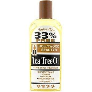 HOLLYWOOD BEAUTY Tea Tree Oil Skin & Scalp