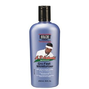 African Pride Authentic Gro Fast Moisturizer 8.45oz