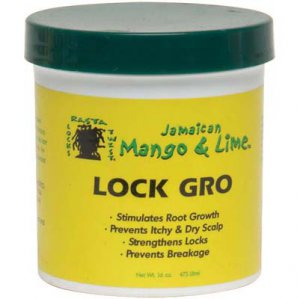 Rasta Locks and Twist Jamaican Mango & Lime Lock Gro, 10 oz.