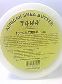 TAHA African Shea Butter 100% Natural (16 Oz)