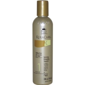KERACARE Hydrating Detangling Shampoo (8 Oz)