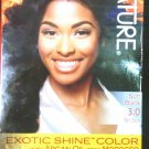 Creme of Nature Soft Black 3.0 Exotic Shine Color
