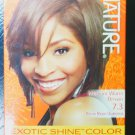 Creme of Nature Medium Warm Brown 7.3 Exotic Shine Color