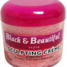 Black & Beautiful Sculpting Creme X-tra Hold 6.7 Oz.