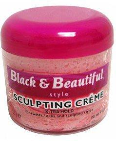 Black & Beautiful Sculpting Creme X-tra Hold 6.7 Oz.