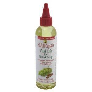 Organic Root Hairepair Vital Oils For Hair & Scalp 4.3 oz.