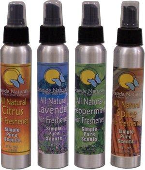 Aromatherapy Air Freshener Peppermint Blend- 4 fl. oz.