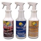 Hardwood & Glass Cleaning Pack- scented