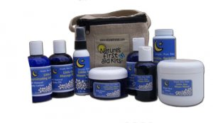 All Natural Baby Skin Kit