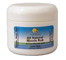 Natural Arnica Muscle Rub