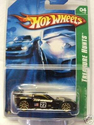 2007 Hotwheels TH 4/12 Corvette C6
