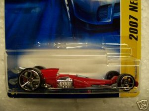 2007 Hotwheels FE 21/36 FERRACIN