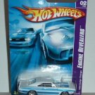 2007 Hotwheels 69 Dodge Charger 2/4
