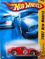 2007 Hotwheels FE #23 of 36 Ferrari 250