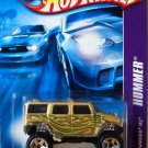 2007 Hotwheels HUMMER H2 #1 of 4