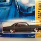 2007 Hotwheels FE #9 of 36 66 NOVA Black In Color