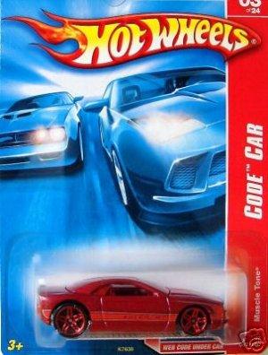 2007 Hotwheels Muscle Tone #3/24