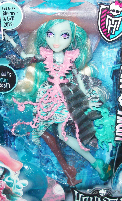 Monster High Jane Boolittle® Doll