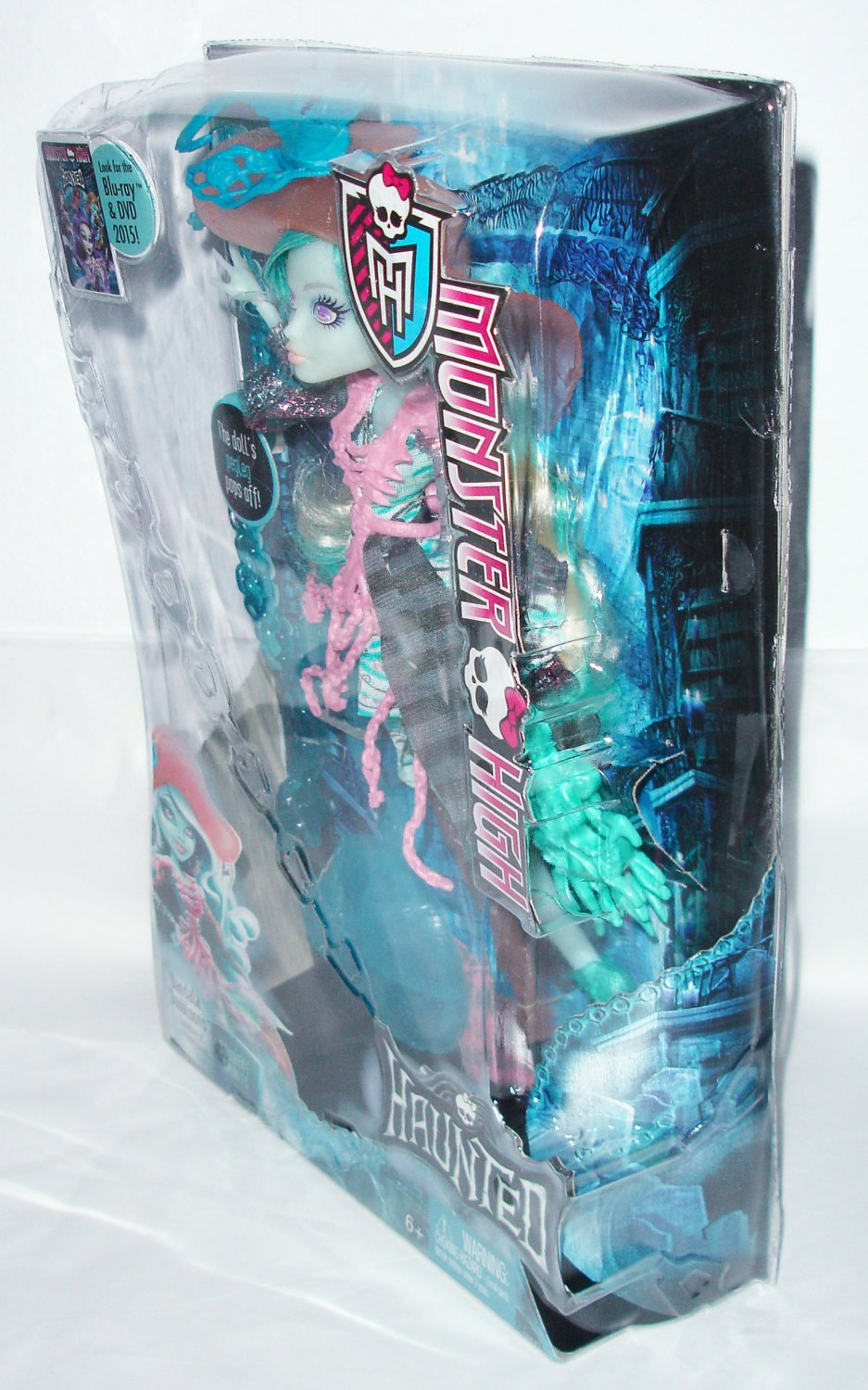 Monster High Haunted Vandala Doubloons Pirate Doll