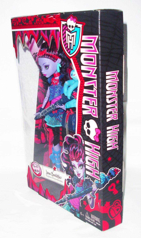 Monster High Ghoul Spirit Venus Mc Flytrap Doll Original