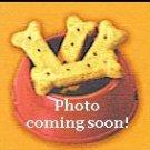 Glazed Peanut Butter Cookies
