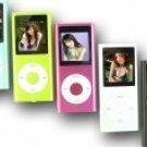 Popular Slim Metal-body  ipod 2GB  [CVAAL-M106 2GB]