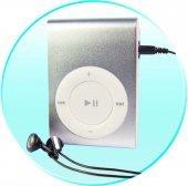 Clip MP3 Player 2GB  [CVAAL-B10-2GB]