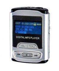 1GB MP3 Player - Small Size - FM Radio  [CVAAL-C6]