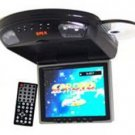 Roof Mount with DVD Player and TV, 8-inch (4:3) LCD, VGA Jack  [CVECL-8018D]