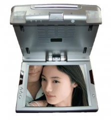 Roof Mount 10.4-inch Screen TFT-LCD with DVD Player and FM  [CVECL-V99]