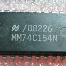 MM74C154N Integrated Circuit 1pc