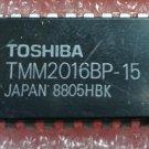Tmm2016bp-15 - memory sram latter dip-24 - toshiba