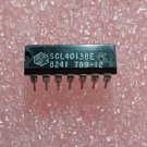 SCL4013BE integrated circuit DIP-14