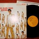 ELVIS PRESLEY LPs - 3 pcs.