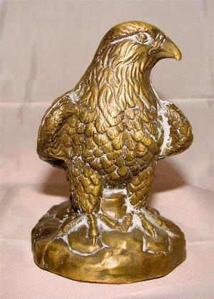 EAGLE -  Solid Brass - VINTAGE
