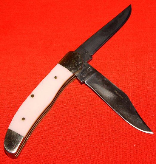 POCKET KNIFE - DOUBLE BLADE HEAVY DUTY - FROST CUTLERY #PK-A1