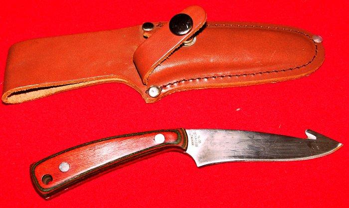 KNIFE - HUNTING / FISHING - TOMAHAWK #10