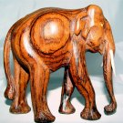 ELEPHANT - Wood Sculpture - NEW