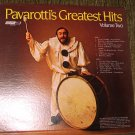 PAVAROTTI'S GREATEST HITS Vol 1 & 2 Stereo
