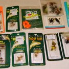FISHING TACKLE - Assorted Flies, Flies, Flies