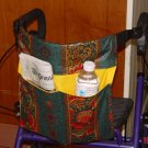 Handmade Walker, Scooter or Wheelchair Tote Bags